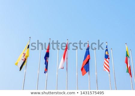 経済の · コミュニティ · スマートフォン · 接続 · ビジネス · 南 - ストックフォト © hin255