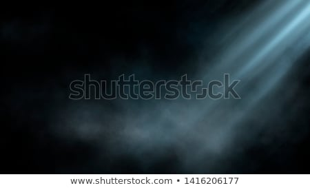 Abstract blue light ray wall background. Stock photo © klss