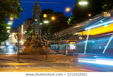 King Max monument in Munich at night Stock photo © manfredxy