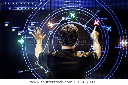 air traffic controller Stock photo © adrenalina
