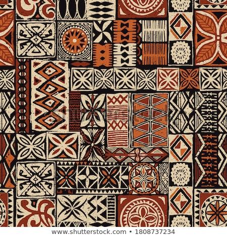 Ethniques tissu design résumé comme Photo stock © hayaship