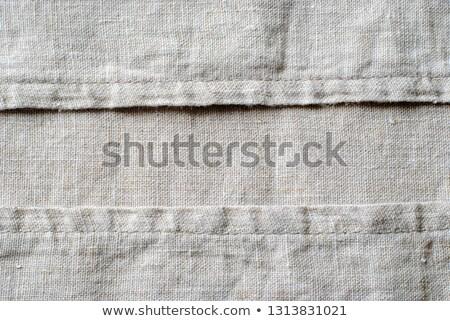lona · materialismo · ver · seção · branco - foto stock © albund