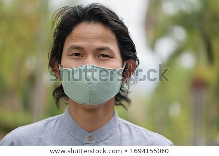 китайский люди лицах мужчины женщины ретро Сток-фото © sahua
