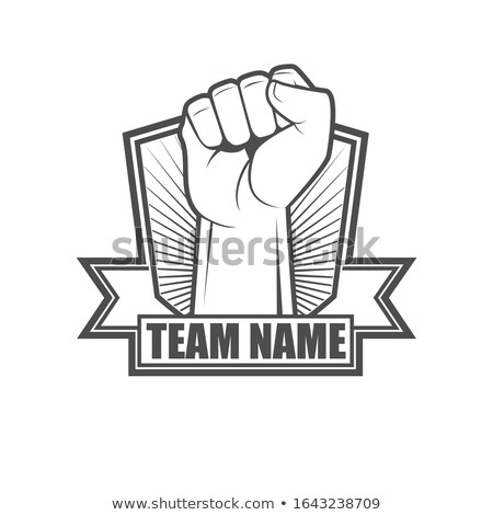 retro vintage badge label movement Stock photo © vector1st