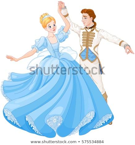 Pelota danza príncipe página real Foto stock © Dazdraperma