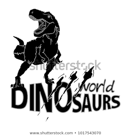 世界 スタンプ 恐竜 コレクション 異なる 国 ストックフォト © gant