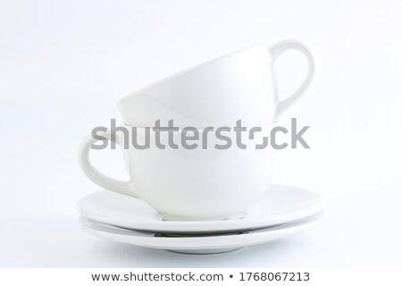 Stok fotoğraf: Beyaz · kahve · tablo · nesne