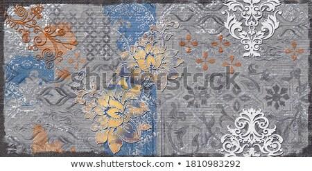 antieke · detail · meubels · textuur - stockfoto © MojoJojoFoto