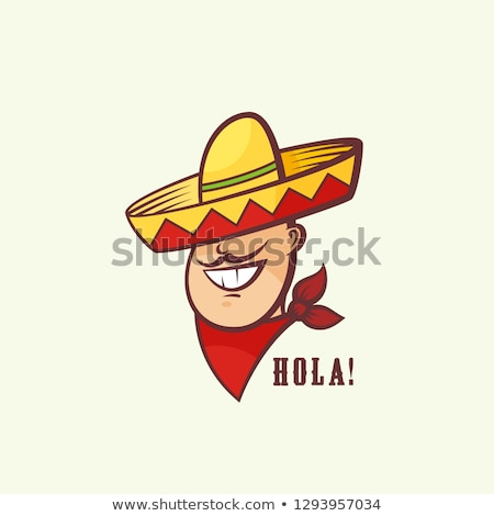 traditional mexican neckerchief stock photo © anna_om