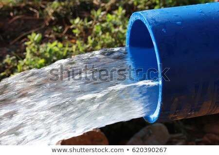 water system on farm Stock photo © alex_grichenko