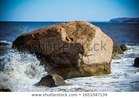 large boulders Stock photo © taden