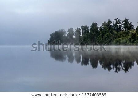 Ada buğu sis nehir ontario Stok fotoğraf © RAM