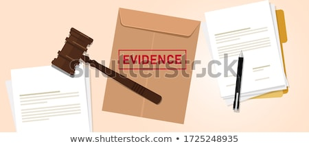 Investigation. Information Background. Stock photo © tashatuvango