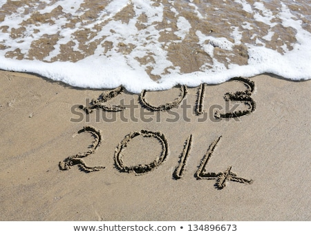 2014 is coming Stock photo © tiero