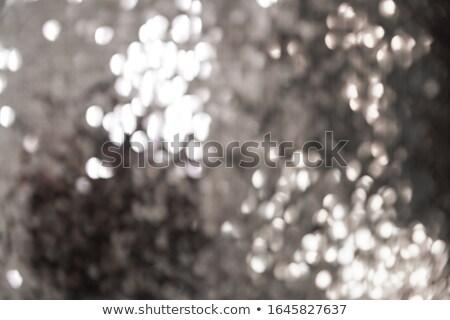 серебро масштаба 3D генерируется фотография прав Сток-фото © flipfine