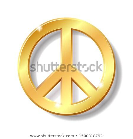 Liefde symbolen embleem moderne vector iconen Stockfoto © vectorikart
