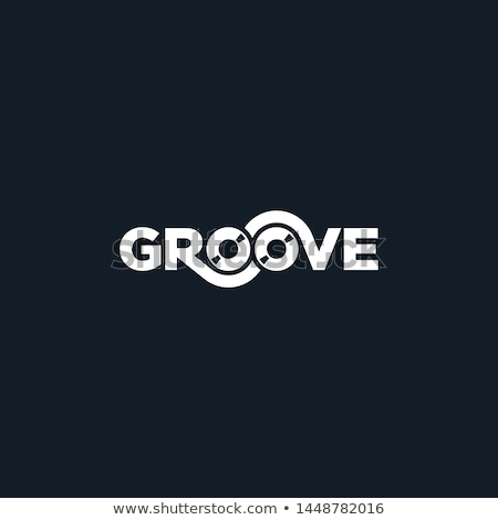 On grooves. Stock photo © Fisher