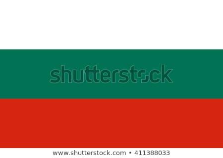 Bulgarian flag Stock photo © oorka