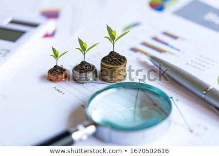 performance improvement graph concept stock photo © ivelin