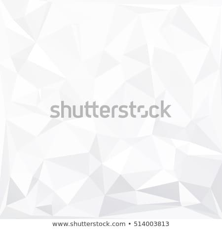 low poly digital triangular background stock photo © pakete