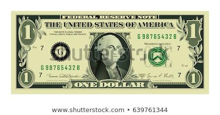 Foto stock: Printing Us Dollar Bills