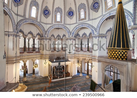 Little Hagia Sophia, Istanbul Stock photo © borisb17