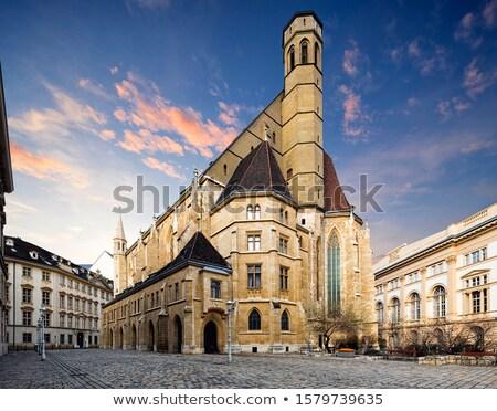 Minoritenkirche in Vienna, Austria Stock photo © borisb17