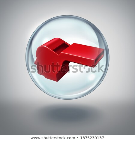 LoyaltyOr Whistleblower Stock photo © Lightsource