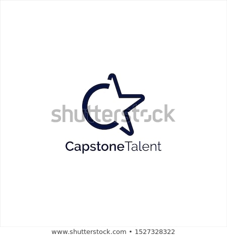 Stockfoto: Man Star Human Talent Icon Vector Illustration