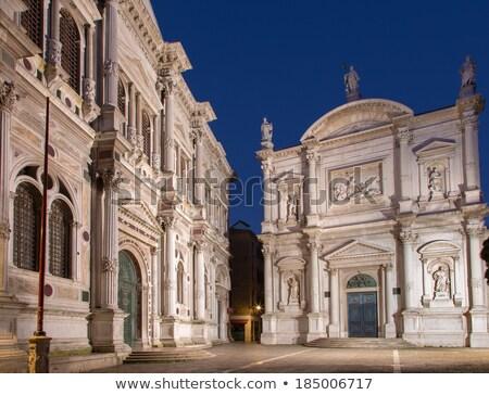 Venedik İtalya görmek güzel Stok fotoğraf © ShustrikS