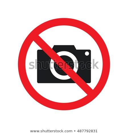Tilalom elvesz képek illusztráció művészet festmény Stock fotó © adrenalina