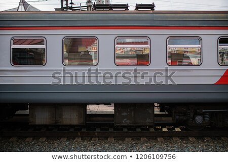 metro wagon in blur stock photo © paha_l