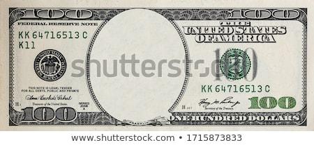 United States One Hundred Dollar Bills Stock photo © experimental
