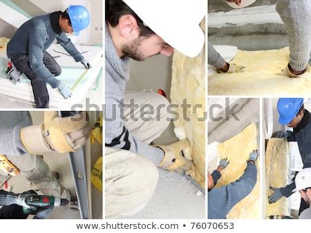 insulating mosaic stock photo © photography33