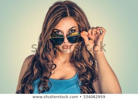Judgemental girls Stock photo © photography33