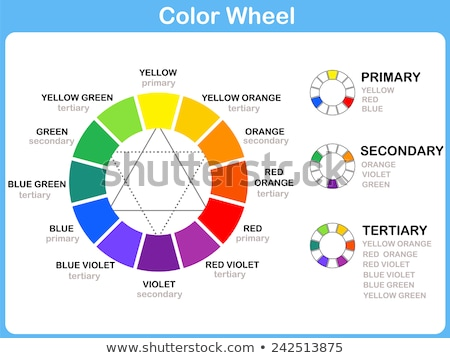 Color wheel stock photo © m_pavlov
