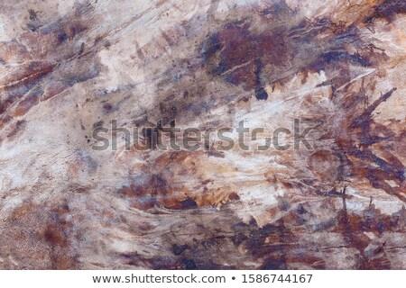 africano · tambor · isolado · branco · música · madeira - foto stock © sumners
