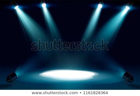 fase · Rood · Geel · licht · concert · lamp - stockfoto © smithore