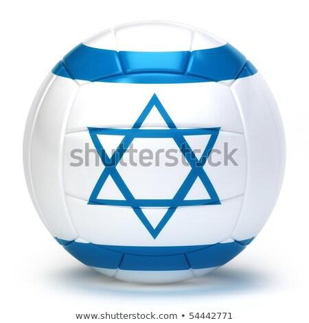 israeli volleyball team stock photo © bosphorus