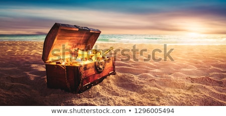 Precious treasure Stock photo © deyangeorgiev