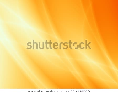 Golden orange abstract background Stock photo © norwayblue