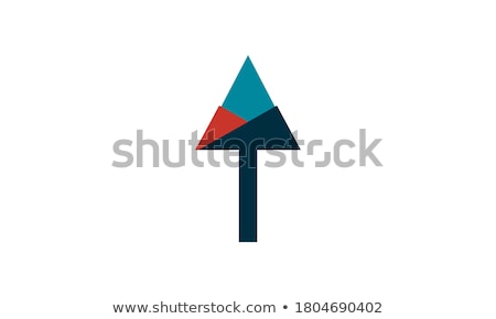 strategie · grafiek · Rood · fiche · woord - stockfoto © ivelin