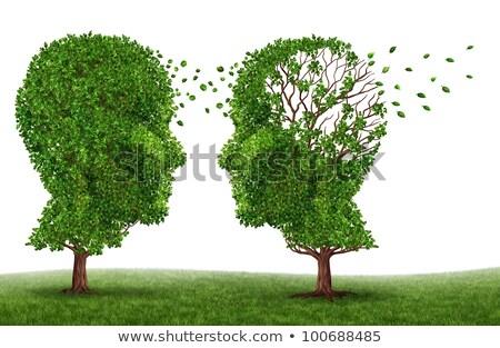 人間 認知症 問題 記憶喪失 年齢 ストックフォト © Lightsource