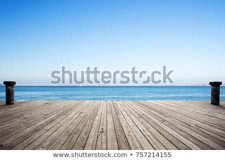 Wooden walkway  Stock photo © stoonn