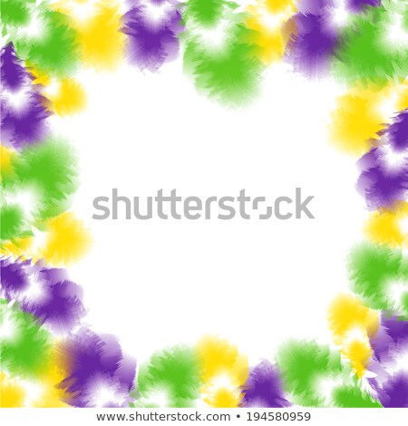 Feather background for Fat Tuesday Stock photo © gladiolus