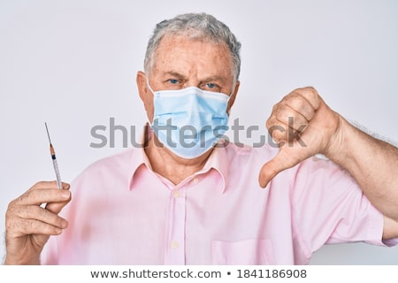 Dislike injections Stock photo © pressmaster