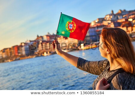 Portuguese Girl Stock photo © gemenacom