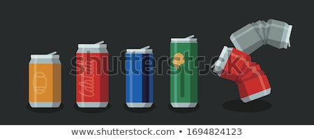 Recycle can Stock photo © Darkves