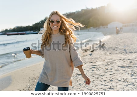 Tea and vacation. Stock photo © Fisher