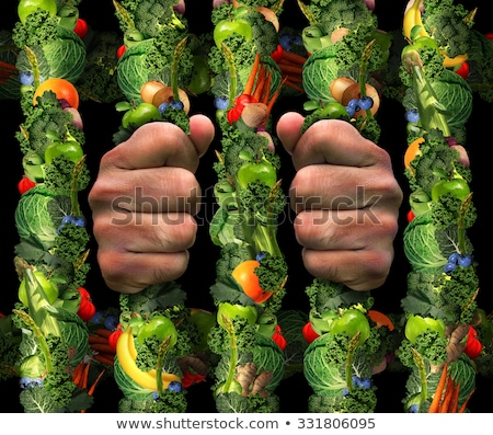 Healthy Eating Obsession Stock photo © Lightsource